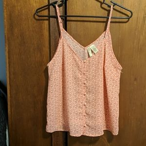 Blouse Tank Top